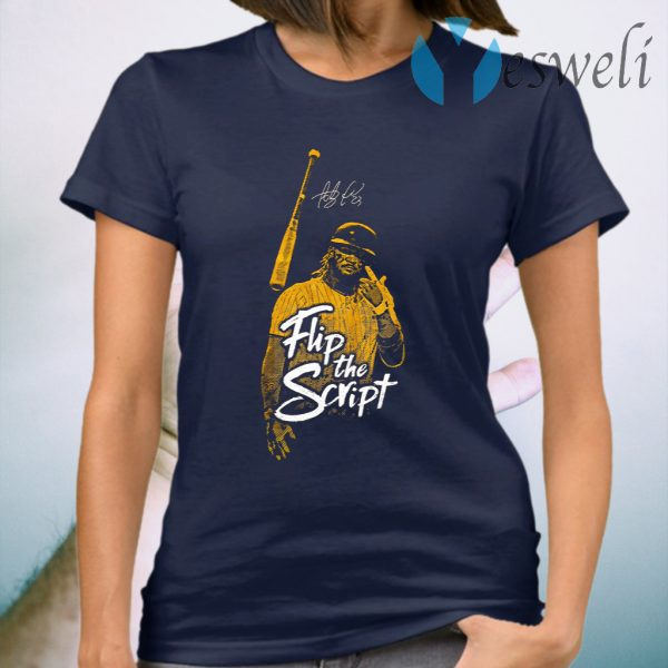 Fernando Tatis Jr Flip The Script T-Shirt