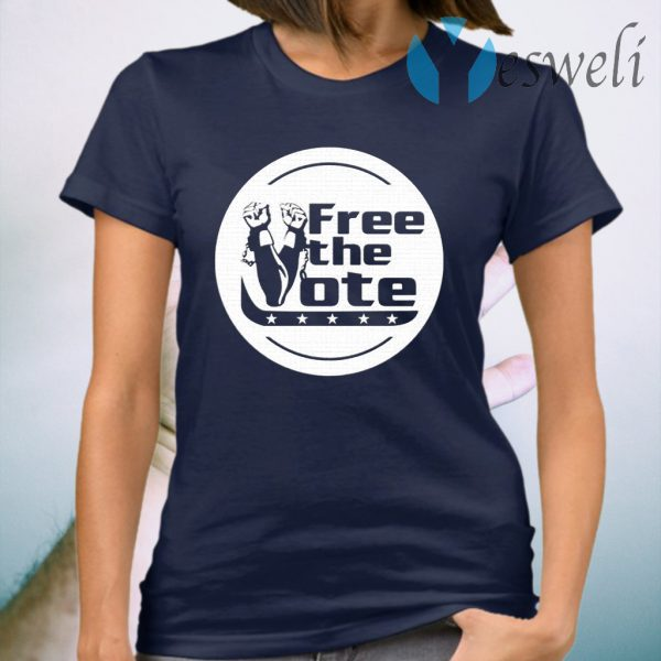 Free The Vote T-Shirt