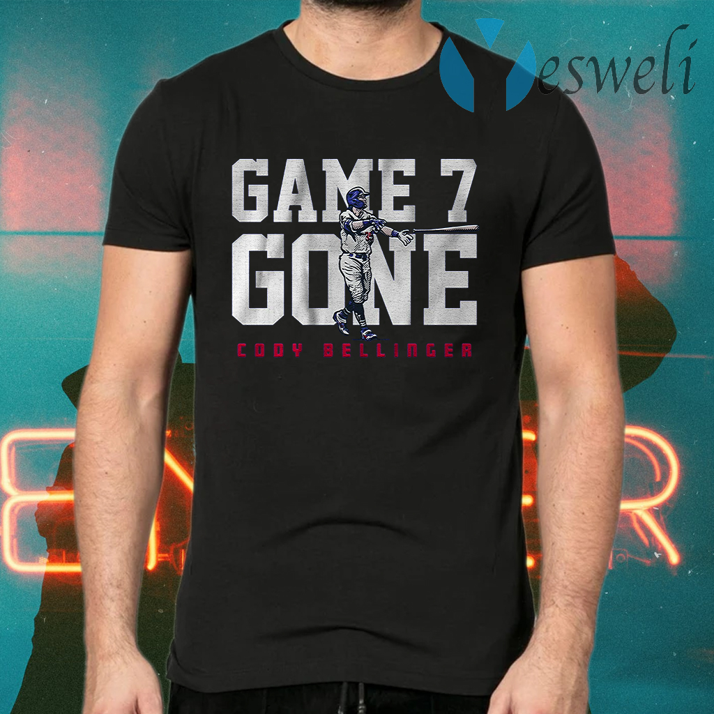 Game 7 gone T-Shirts