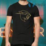 Gold Beast Logo T-Shirts