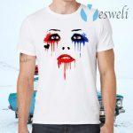 Harley Quinn Face T-Shirts