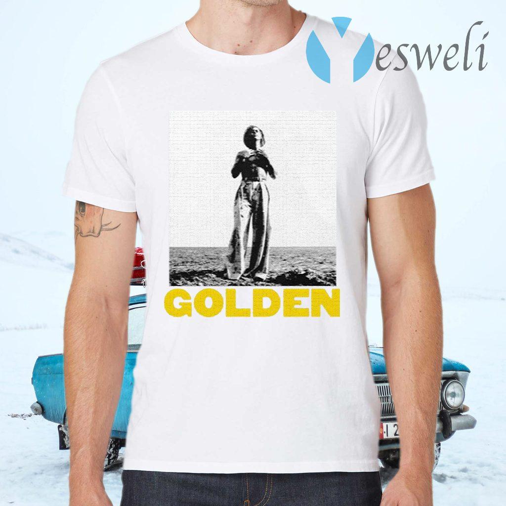 Harry Styles Golden Merch Golden T-Shirts