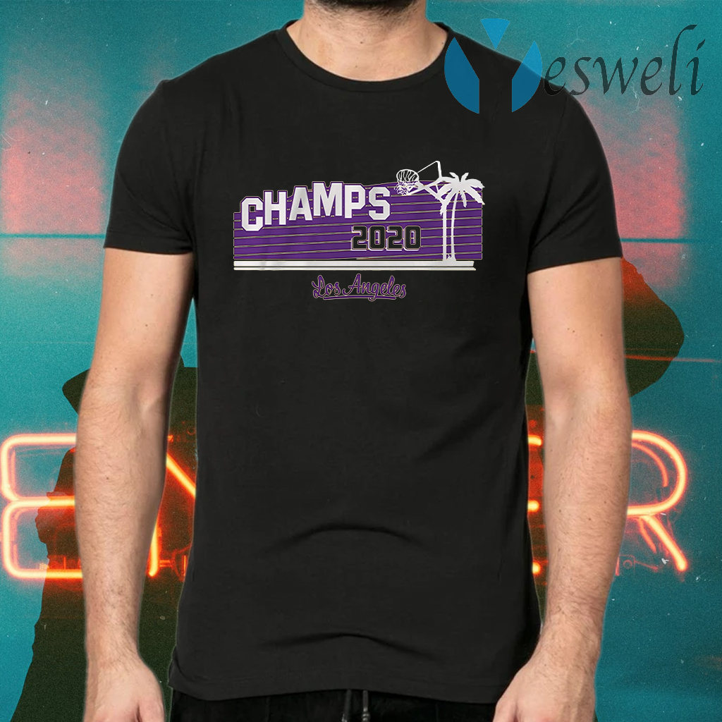 Hollywood champs T-Shirts