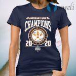 Houston Astros American League Champions 2020 T-Shirt