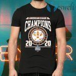 Houston Astros American League Champions 2020 T-Shirts