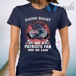 I Am A Patriots Fan T-Shirt