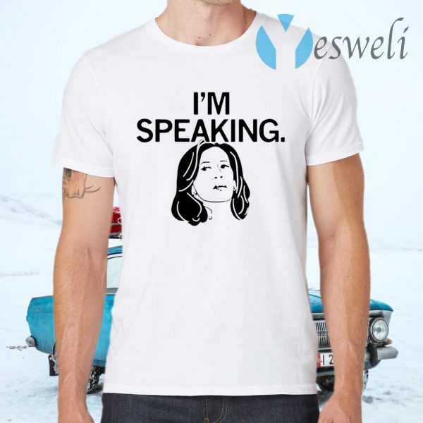 Im speaking tee T-Shirts