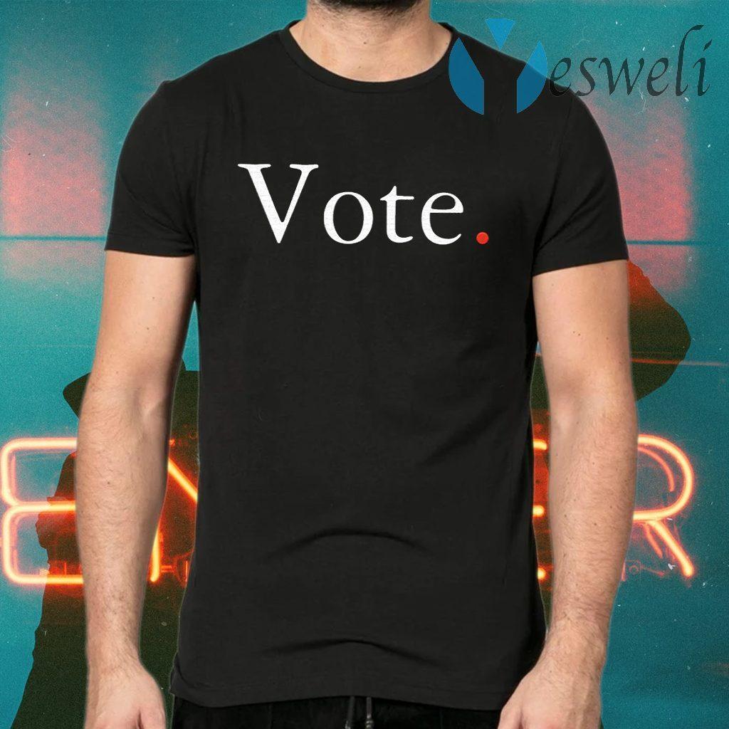 J Crew Vote T-Shirts