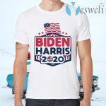 Joe Biden Kamala Harris 2020 T-Shirts