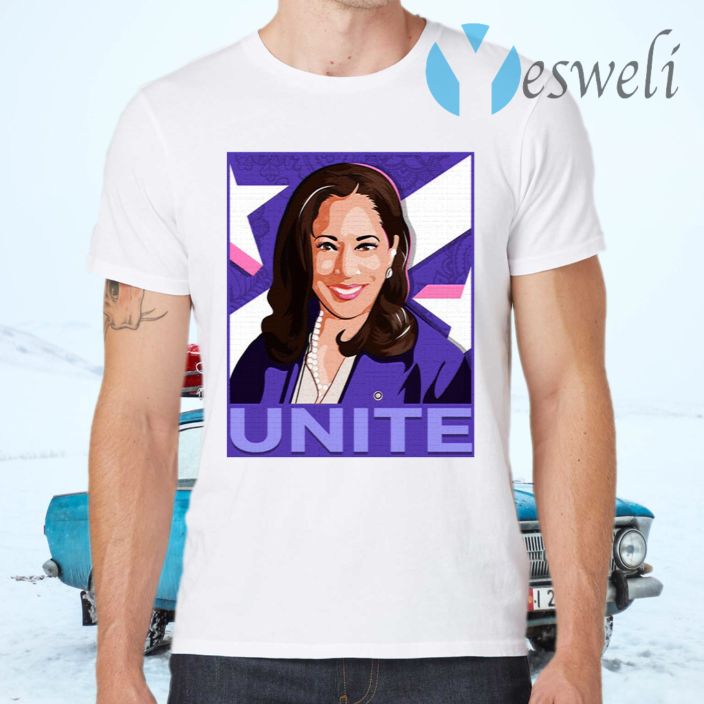 Kamala Harris Unite 2020 T-Shirts