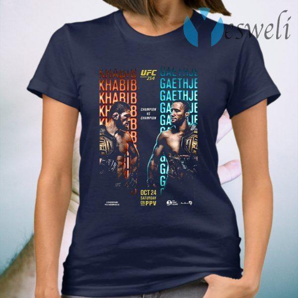 Khabib nurmagomedov T-Shirt