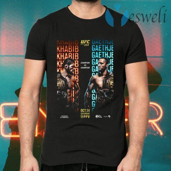 Khabib nurmagomedov T-Shirts