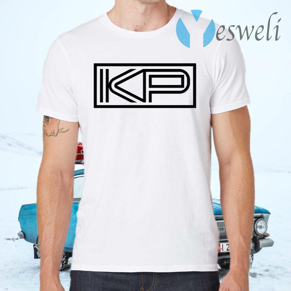 King Princess Merch KP White Logo T-Shirts