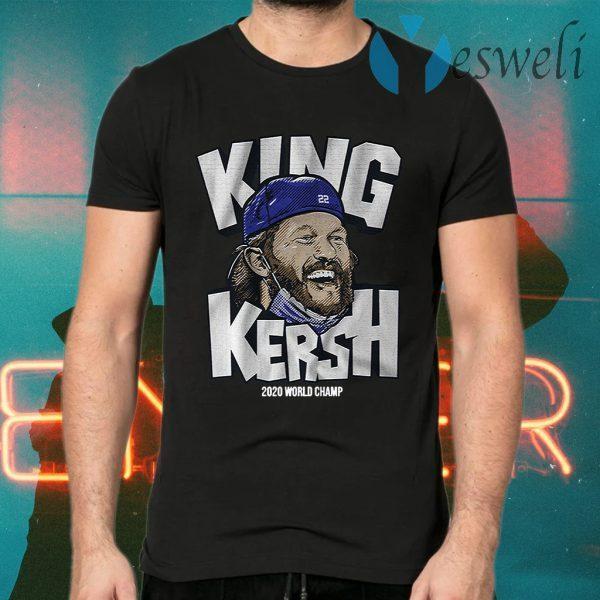 King kersh T-Shirts