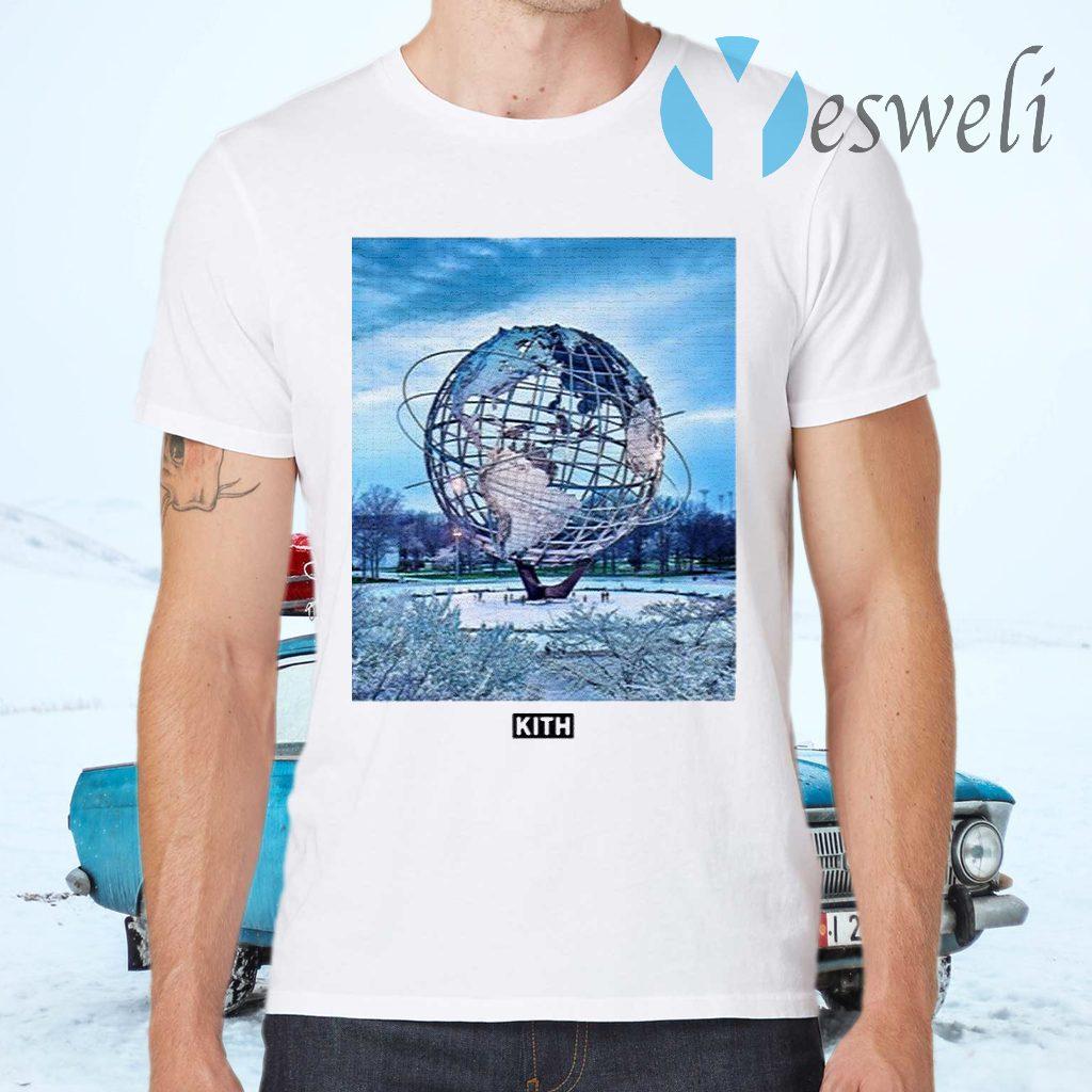 Kith 5 Borough Queens T-Shirts