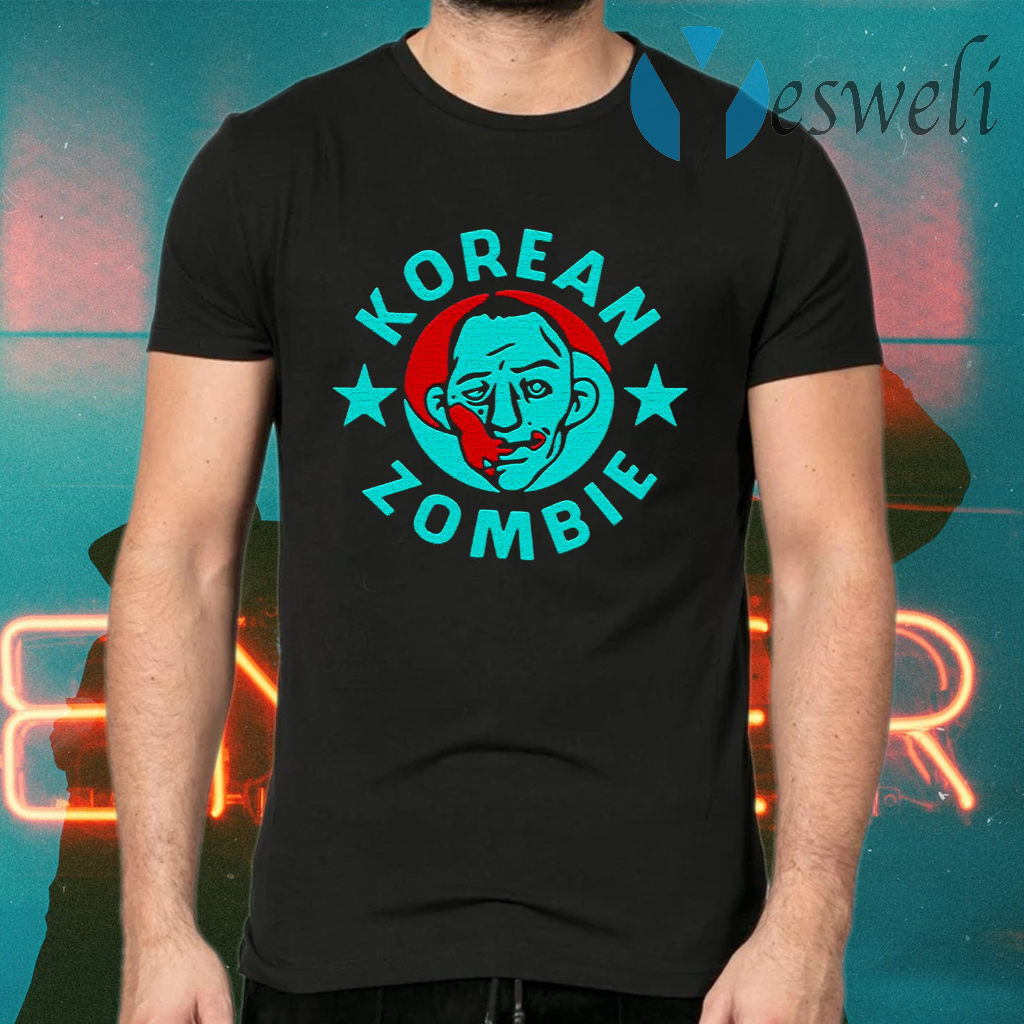 Korean Zombie T-Shirts