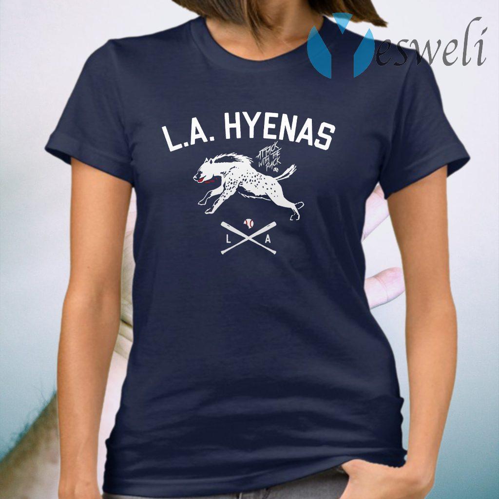 LA Hyenas T-Shirt