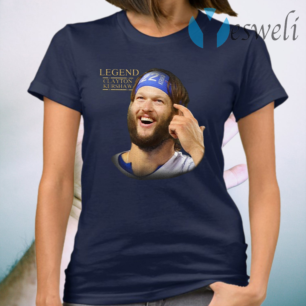 Legend Clayton Kershaw T-Shirt