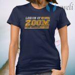 Legion of Zoom Kansas City Chiefs Football T-Shirt