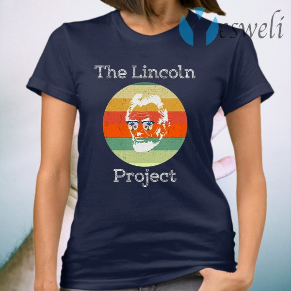 Lincoln project T-Shirt