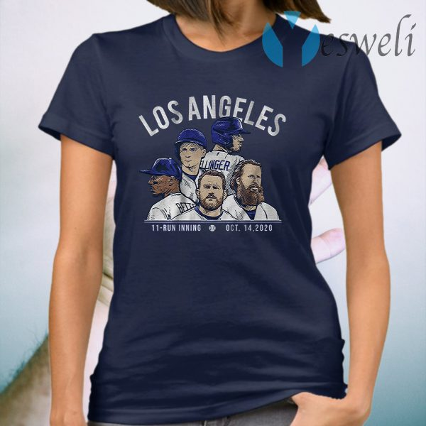 Los angeles 11 T-Shirt