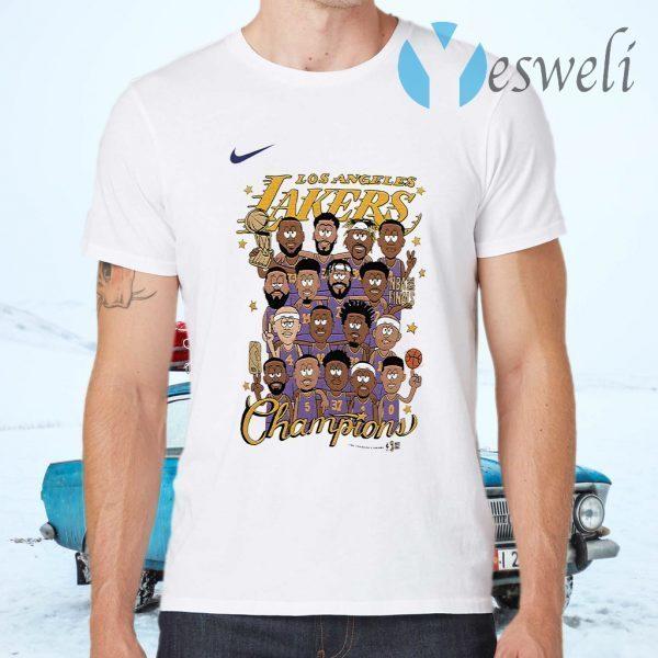 Los angeles lakers T-Shirts