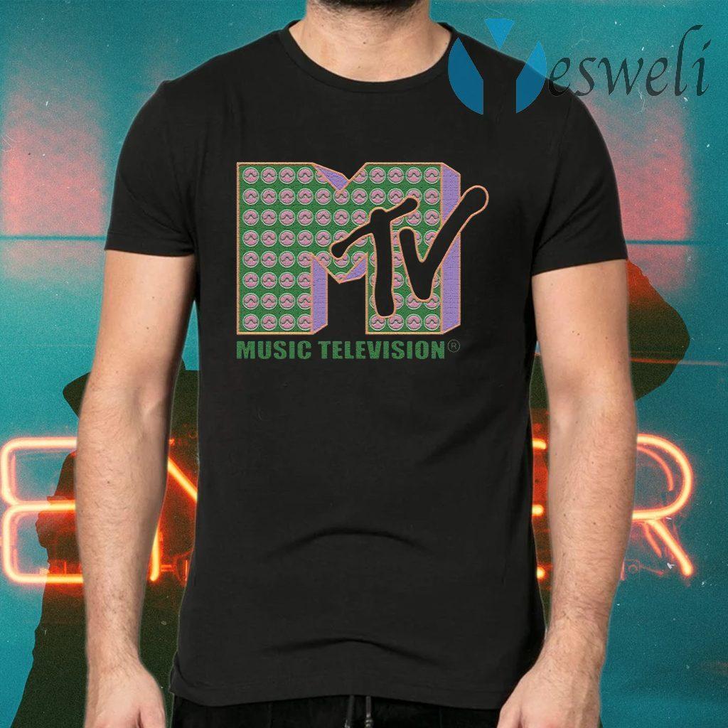 MTV LG VMA Music Television T-Shirts