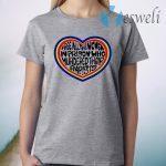 Matthew Mccutcheon Free All The Women T-Shirt