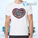 Matthew Mccutcheon Free All The Women T-Shirts