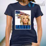 Mens Kayleigh McEnany White House Press Secretary Facts T-Shirt