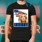 Mens Kayleigh McEnany White House Press Secretary Facts T-Shirts