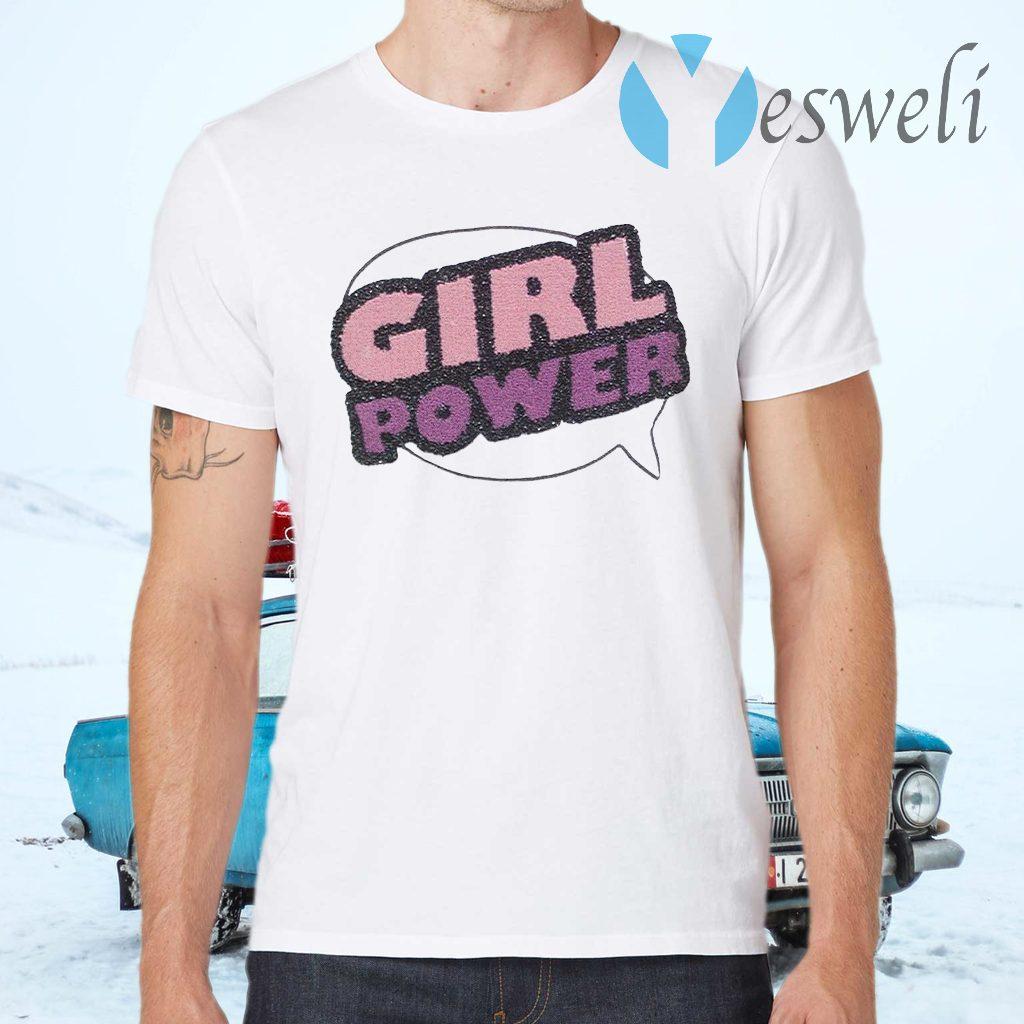 Messenger Girl Power T-Shirts