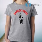 Mike Tyson Savage Mode T-Shirt