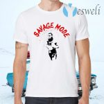 Mike Tyson Savage Mode T-Shirts