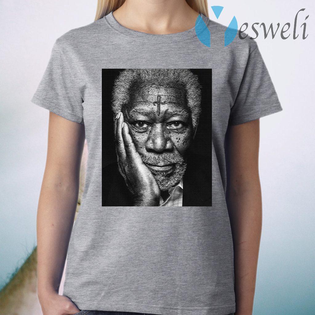 Morgan Freeman Photographed T-Shirt