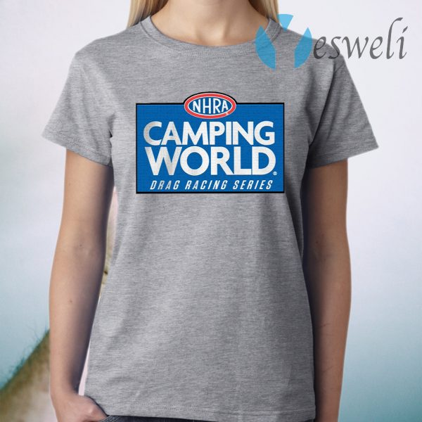 NHRA Camping World Drag Racing Series T-Shirt