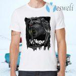 New Popular Professional Nikon Photography T-Shirts