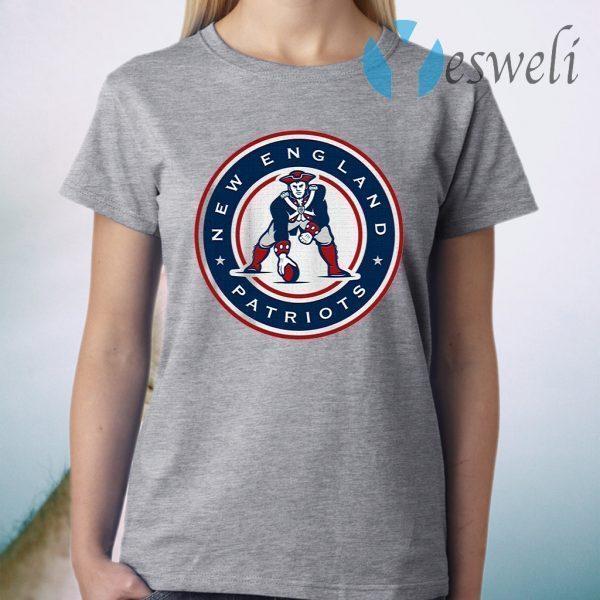 New england patriots throwback T-Shirt