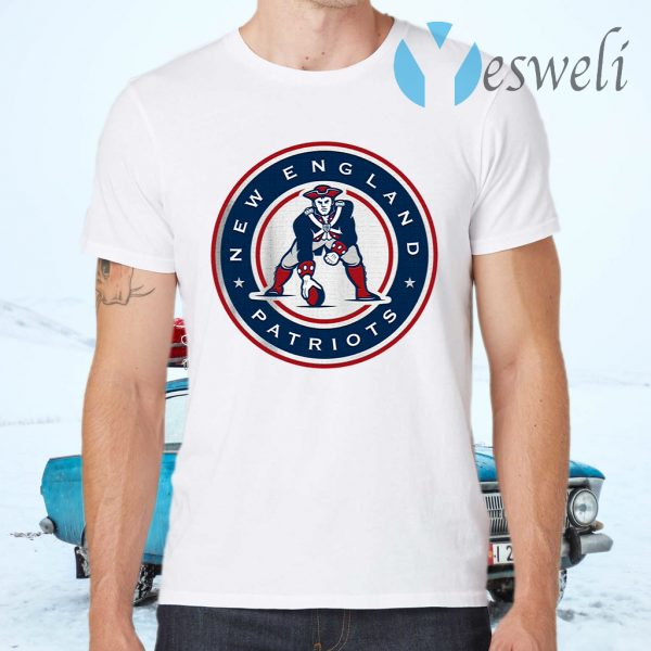 New england patriots throwback T-Shirts
