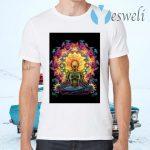 Om Shanti meditation T-Shirts