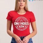 OmaHogs SZN Arkansas Baseball 2019 T-Shirts