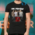 One Direction Thank You For Everything Signature T-Shirts