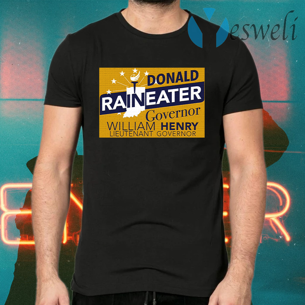 Rainwater For Governor T-Shirts