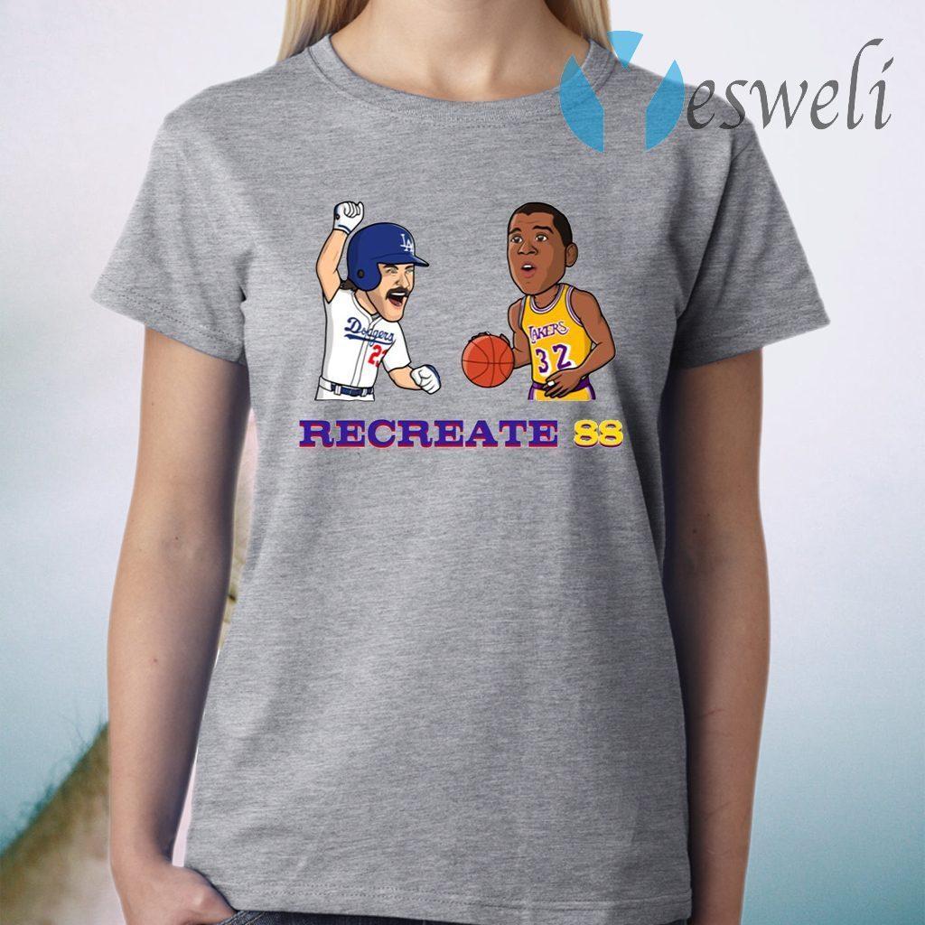 Recreate 88 T-Shirt