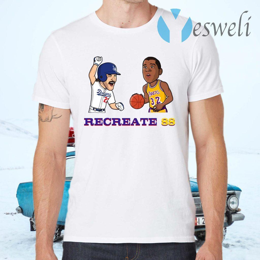Recreate 88 T-Shirts