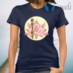 Reiki Pink Lotus Reiki Yoga T-Shirt