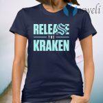 Release The Seattle Kraken T-Shirt