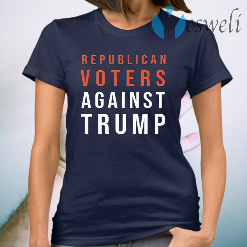 Republican Voters Against Trump T-Shirt