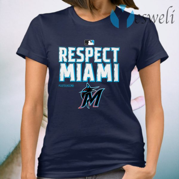 Respect Miami T-Shirt