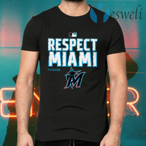 Respect Miami T-Shirts